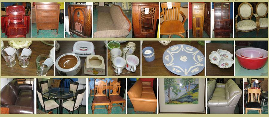 Furniture Bank Auction Flohaus
